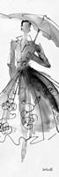 Fashion Sketchbook VI Fine Art Print