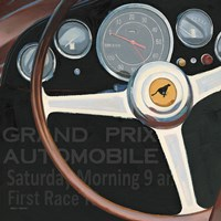 RPM I with Words Fine Art Print