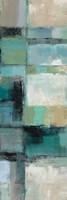 Island Hues Panel I Fine Art Print