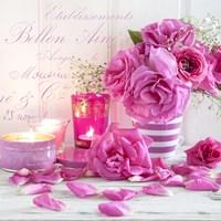 Zen Roses I Fine Art Print