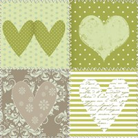 Patchwork by Andrea Haase - various sizes