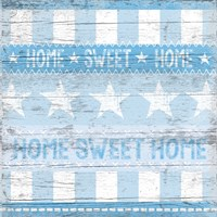 Stars and Stripes II - Blue by Andrea Haase - various sizes