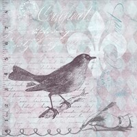 Vintage Bird 33 by Andrea Haase - various sizes