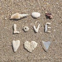 Beach Love by Andrea Haase - various sizes