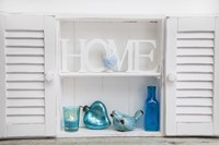 Turquoise Living I by Andrea Haase - various sizes