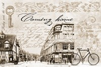 Coming Home by Andrea Haase - various sizes