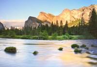 Bridal Falls, Yosemite, California, Fine Art Print