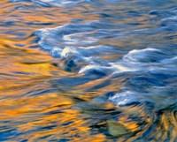 California, Yosemite NP, Merced River Fine Art Print