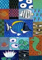 Paradise Fish Fine Art Print