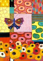 Paradise Butterfly Fine Art Print