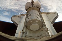 The Harmony Node in Space Shuttle Discovery's Cargo Bay - various sizes - $29.99