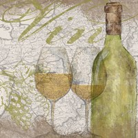 Vino and Vin II Fine Art Print