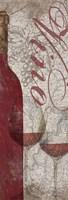 Vino and Vin Panel I Fine Art Print