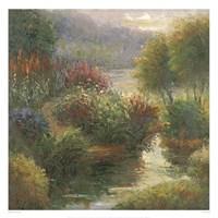 Ann Marie's Garden Fine Art Print