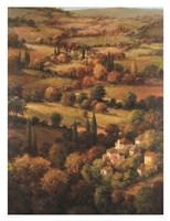 Mediterranean Countryside Fine Art Print