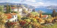 Amalfi Afternoon Fine Art Print