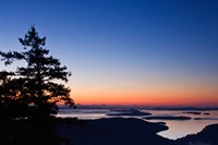 British Columbia, Salt Spring, Mt Maxwell sunrise by Rob Tilley - various sizes