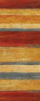 Abstract Stripe Panels II by Nova - various sizes