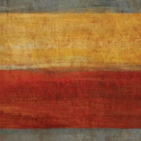Abstract Stripe Square II by Nova - various sizes - $25.49