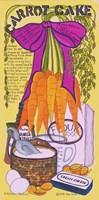 Carrot Cake Fine Art Print