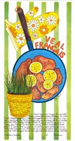 Veal Francais by Marlene Siff - various sizes