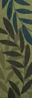 Light Green Leaves Fine Art Print