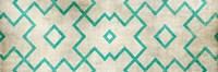 "Pattern by Kristin Emery - 18"" x 6"""
