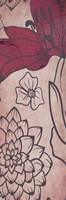 "6"" x 18"" Rose Prints"
