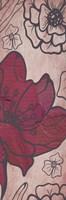 Rose Symphony 2 Framed Print