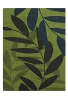 Green Leaves 3 Fine Art Print