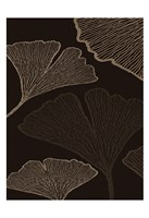 BROWN LEAVES 1 Fine Art Print