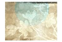 Paradise  Moon 6 Framed Print