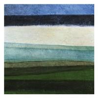 "Stripes Right by Kristin Emery - 13"" x 13"""