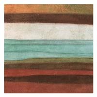 """Stripes 1 by Kristin Emery - 13"""" x 13"""""""