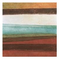 """Stripes 2 by Kristin Emery - 13"""" x 13"""""""