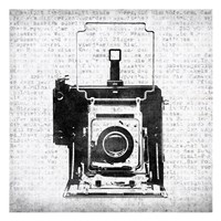Vintage Camera Fine Art Print