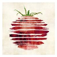 "Tomato by Kristin Emery - 13"" x 13"""