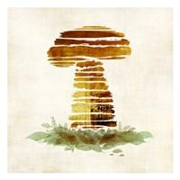 Mushroom Fine Art Print