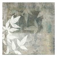 Spa Leaves 2 Fine Art Print