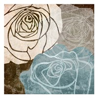 Beige Rose Fine Art Print