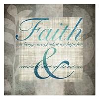 """Faith by Kristin Emery - 13"""" x 13"""""""