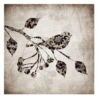 Solo Bird 1 Framed Print