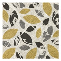 Gold Gray Fall F Fine Art Print