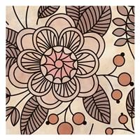 "Soft Flora 1 by Kristin Emery - 13"" x 13"""
