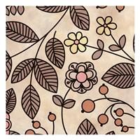 "Soft Flora 2 by Kristin Emery - 13"" x 13"", FulcrumGallery.com brand"