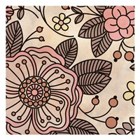 "Soft Flora 3 by Kristin Emery - 13"" x 13"", FulcrumGallery.com brand"