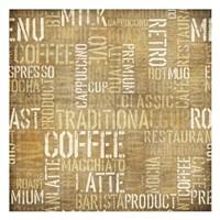 Coffee 4 Framed Print