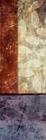 "Vert Leaves 2 by Kristin Emery - 6"" x 18"""