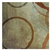 "Vintage Circles 3 by Kristin Emery - 13"" x 13"""