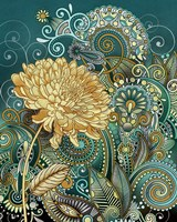 Inspired Blooms I Fine Art Print